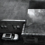 """Rooftop View"", photograph. (c)Sara Clement."