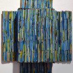 """Hawaii Still"", wood, 20""x16"". (c)Ruby Jackson."