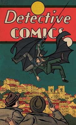 Detective Comics #27 (c)Pedro Brito.