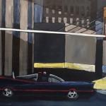 """Gotham City Bank Heist"" (c)Scott Taylor."