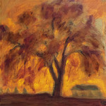 """Morning Mist"", oil on canvas. (c)Joanie Ciolfi."