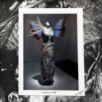"""Self, No Self"", photo collage. (c)Jayme Kurland."