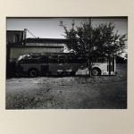 """Last Stop, All Off, Guthrie, OK"", photograph. (c)Thaddeus B. Kubis."