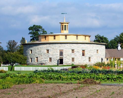Hancock-Round-Barn
